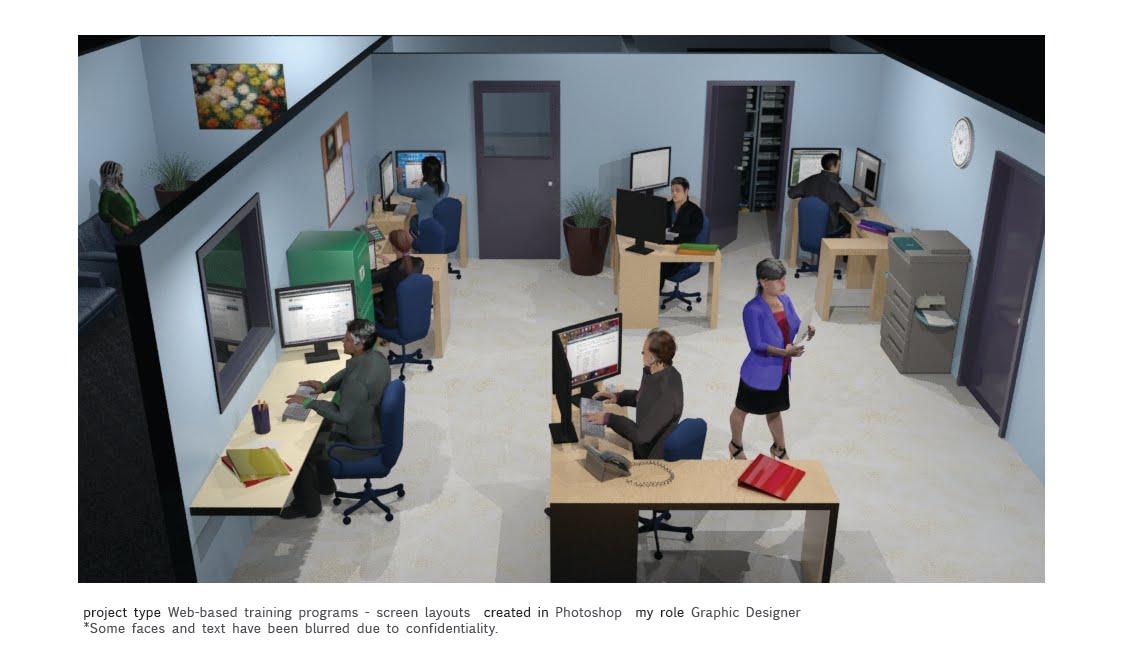 new evolve 3d room