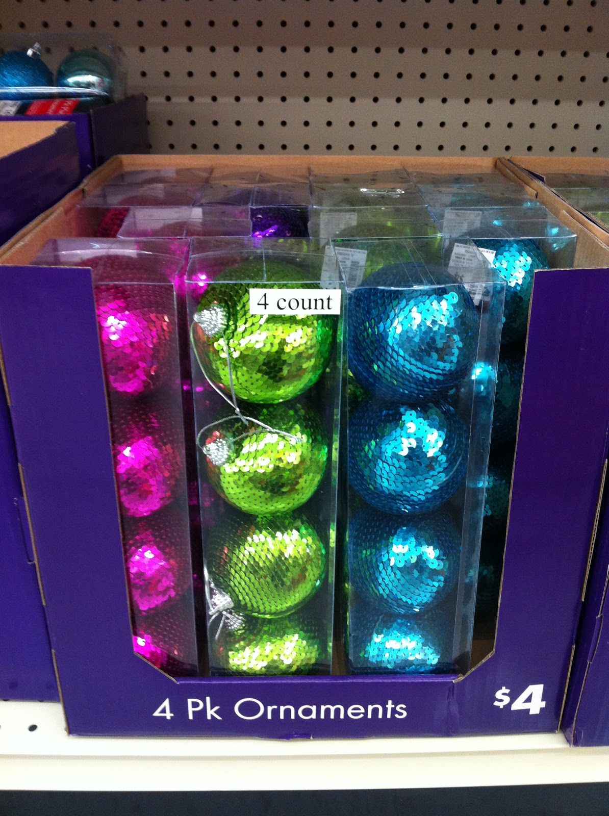 large plastic ornament bulbs for decorating at joann fabrics - Joann Fabrics Christmas Decorations