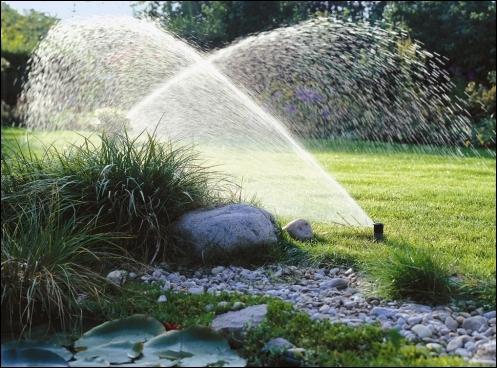 Pompage un minuteur arrosage synonyme de tranquillit for Jardin synonyme