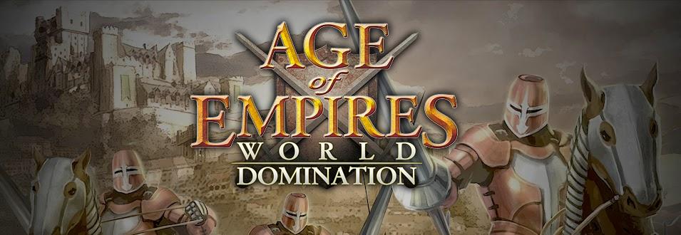 Age of Empires World Domination logo
