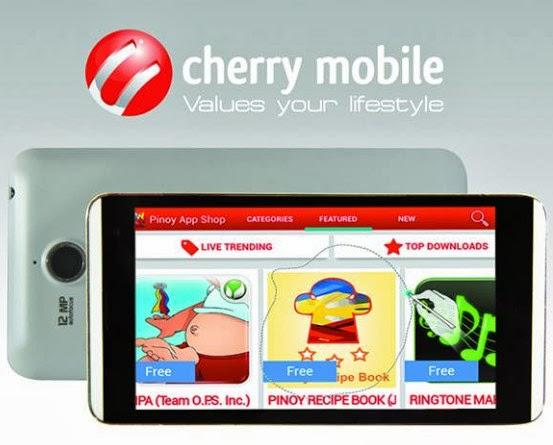 Cherry Mobile Titan Pro