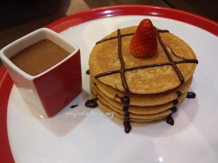 Kafe Dip 'n Dip, Kenangan Kuala Lumpurku