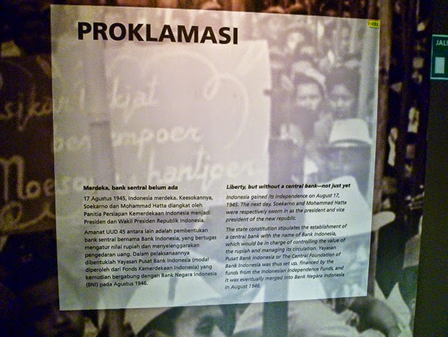 Proclamación de la independencia de Indonesia