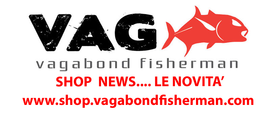 VAGABOND FISHERMAN SHOP ... the news