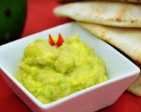 Pasta de Abacate com Aipo (vegana)