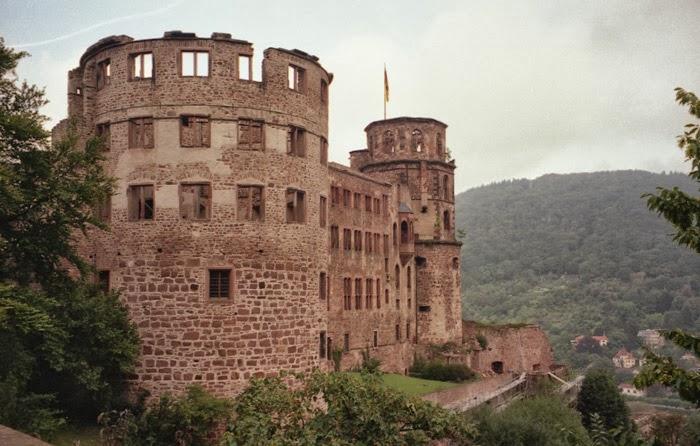 Heidelberg Castle, Germany