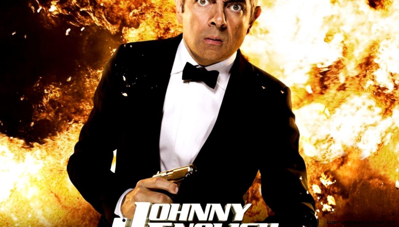 Rowan Atkinson In Johnny English Reborn Hd Wallpaper Hd Johnny English