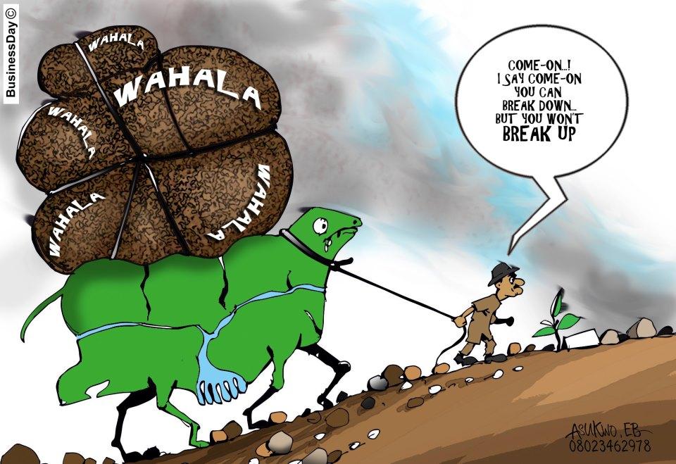 nigeria breakup 2015