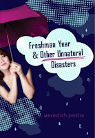 freshman year & other unnatural disasters book cover