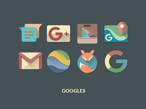 Download Retrorika Icon Pack apk