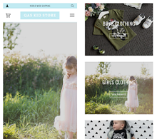 Shopping App of the Month - QAS KIDS STORE