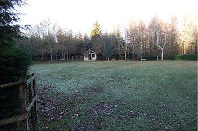 Ermita y parque de Marixeka