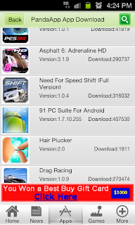 PandaApp v1.1