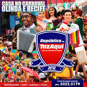 Casa no Carnaval de Olinda 2016