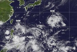 Taifunsaison: Das Wettrennen um die Namen SAOLA und GENER, Gener, Saola, Damrey, Philippinen, Satellitenbild Satellitenbilder, Pazifik, aktuell, Taifunsaison 2012, Juli, 2012,