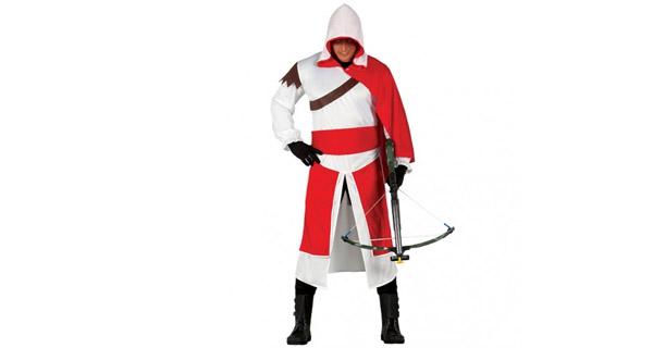 Disfraz Mercenario Templario
