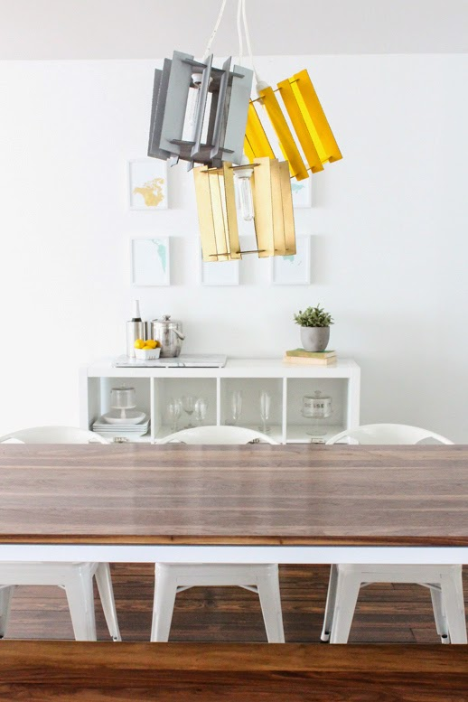 la reines blog lampe aus pappe basteln designer lampe. Black Bedroom Furniture Sets. Home Design Ideas