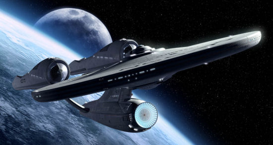 Star Trek 2009 Enterprise