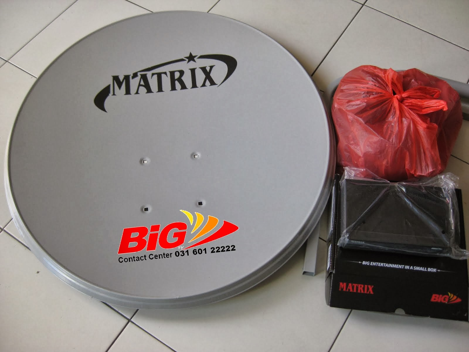 Matrix BIG TV