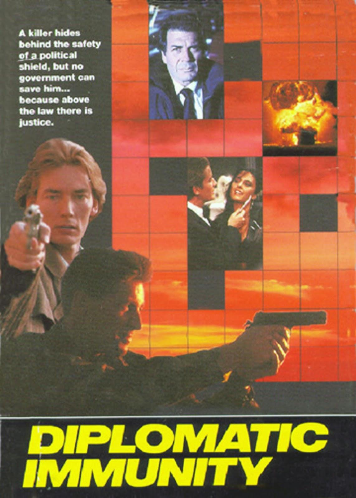 Inmunidad diplomática (1991)