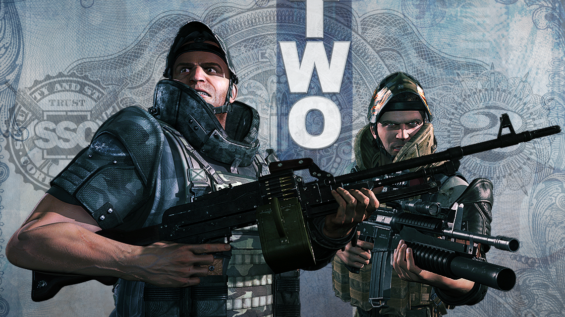 army of two hd wallpapers the 40th day kaliteli resim