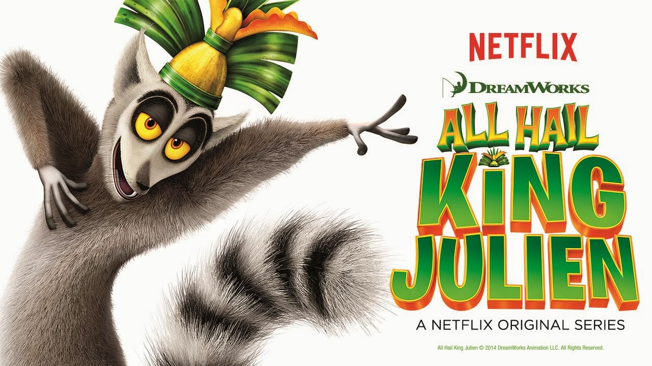 Counting Down to All Hail King Julian