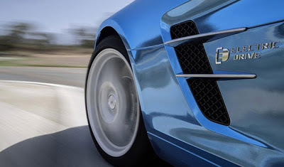 Mercedes Benz SLS AMG, Car, Design, Most Powerful, Electric Car