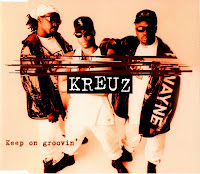 Kreuz - Keep On Groovin (CDM) (1997)