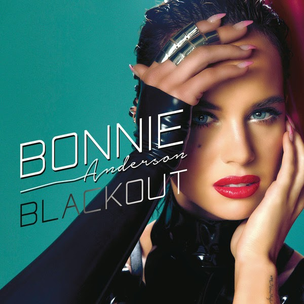 Bonnie Anderson - Blackout - Single Cover