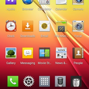 CM11 CM10 LG Optimus G2 Theme v1.4.1 Apk Download