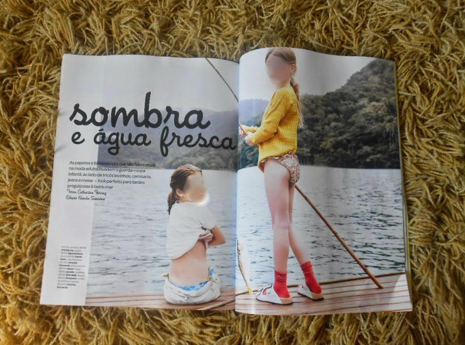 Papo sério: Vogue Kids e sua polêmica