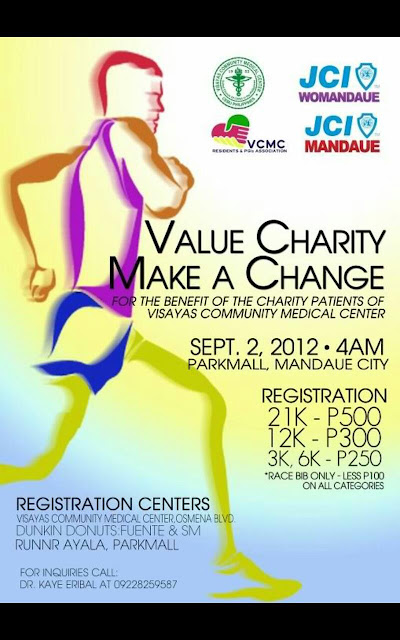 Value Charity, Make a Change