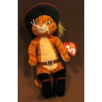 Puss In Boots Plush2