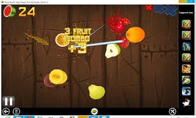 Fruit Ninja For PC
