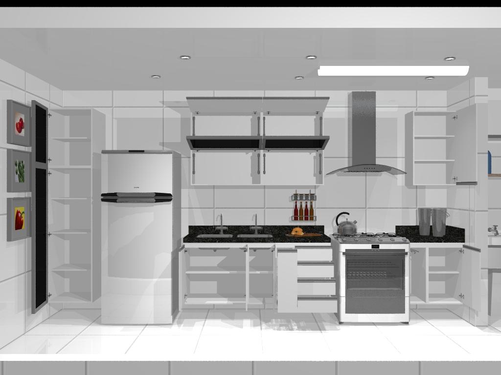 de designers seu sonho pode se tornar realidade modelos de cozinhas #9B6F30 1024 768