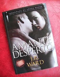 Amante Desperto - IAN 3 - J.R.Ward - Universo dos Livros