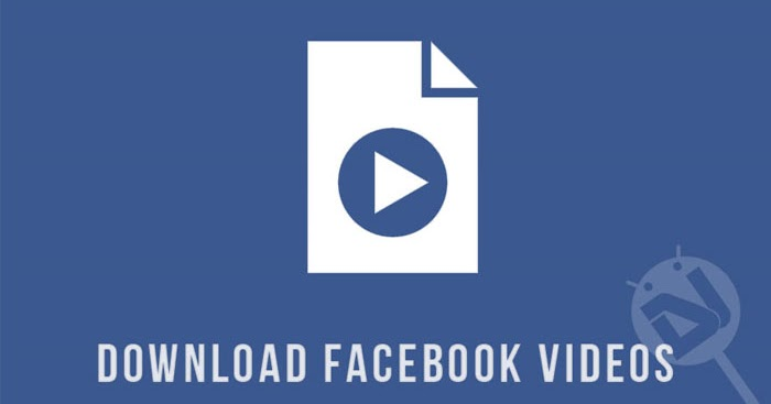 how to download video from facebooj