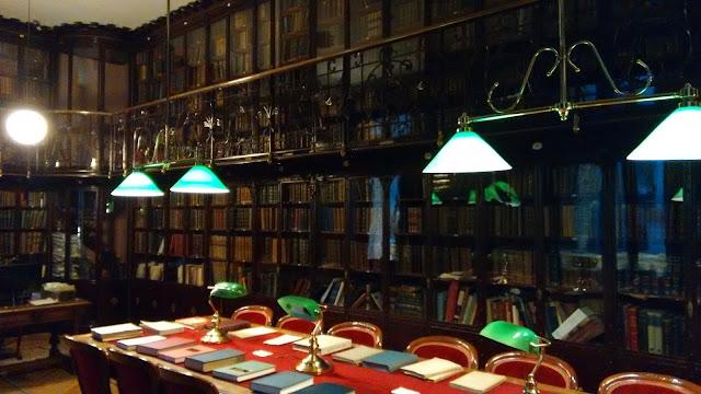 Real Academia Nacional de Medicina. Biblioteca
