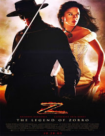 The Legend of Zorro (La leyenda del Zorro) (2005) [Latino]