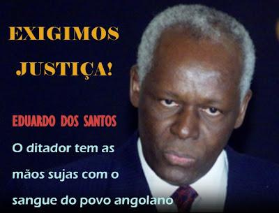 ANGOLA: AMBIENTE PRÉ-ELEITORAL PERTURBADO PELA REPRESSÃO