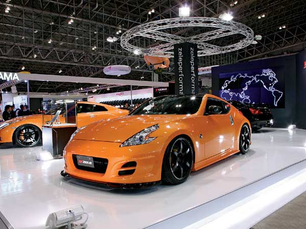 Otomotif: Modification Nissan 370Z Cool Sport