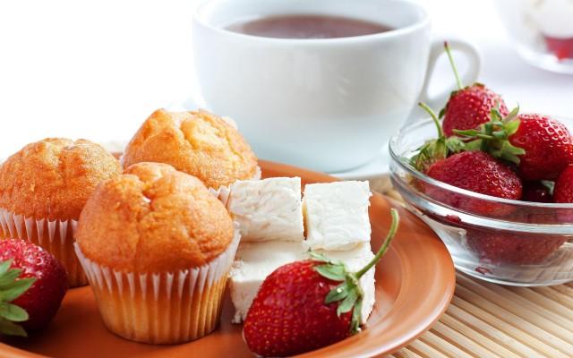 Cheese Breakfast Muffins