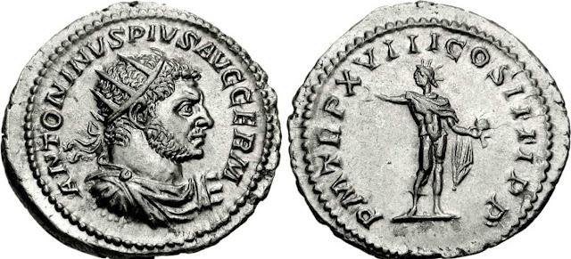 Contrato, monedas y Derecho romano