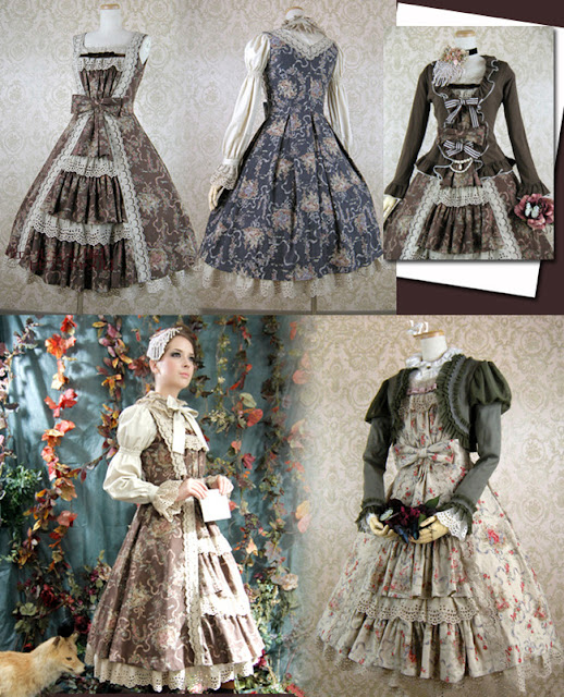 Devilinspired Rococo Clothing Your Own Choices Of Rococo Style Clothing