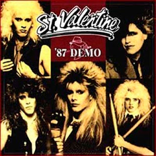 St. Valentine - \'87 Demo (1988)