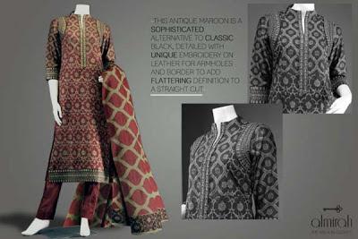 Almirah Latest Ladies Eid Collection 2013-2014