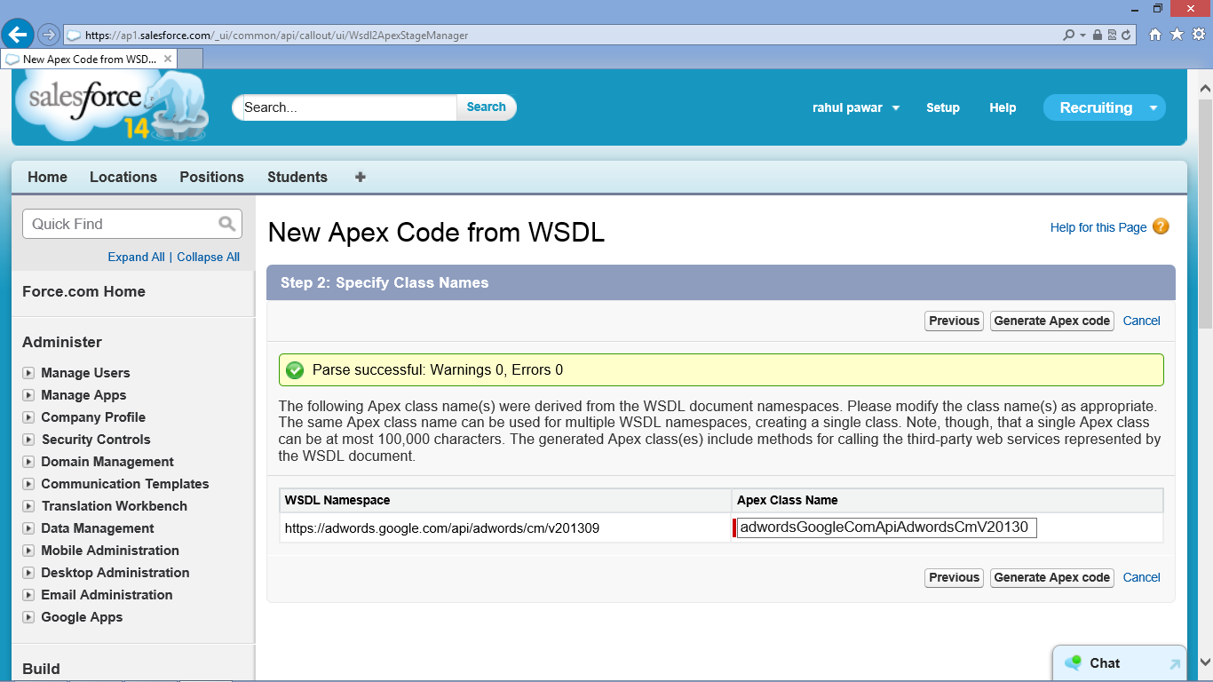 how to create wsdl file