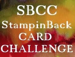 Stampinback card challenge blog