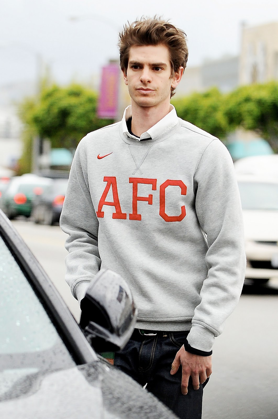 Andrew Garfield | Profile and New Photos-Images 2012 ... Andrew