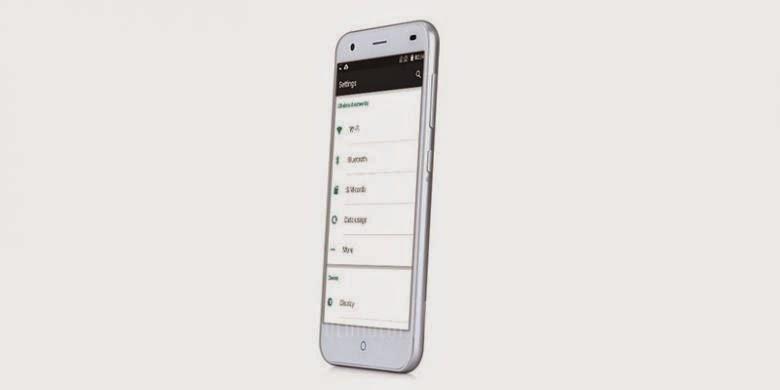 ZTE Blade 6 Bagai Kembaran iPhone 6